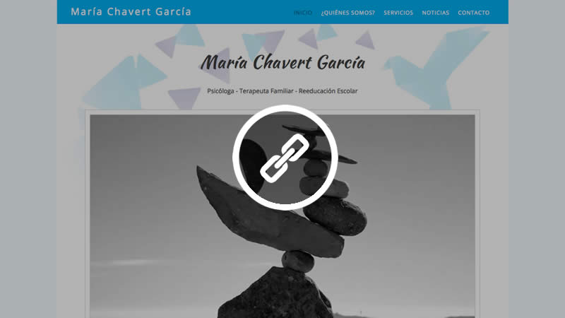 María Chavert Psicóloga