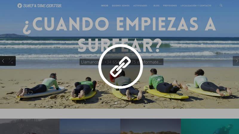 Web de Tartaruga Surf 2015