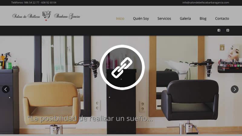 Web de Bárbara García