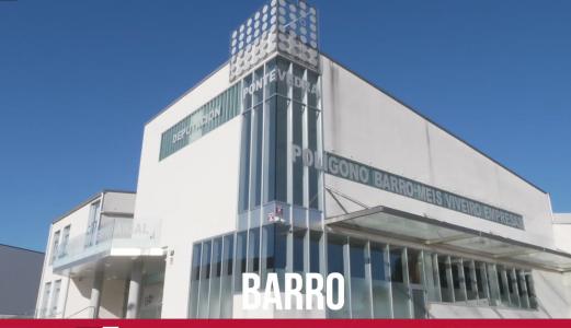 Viveiros de Empresa Deputación de Pontevedra